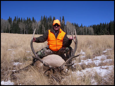 Big game hunting in the Gunnison Area 54