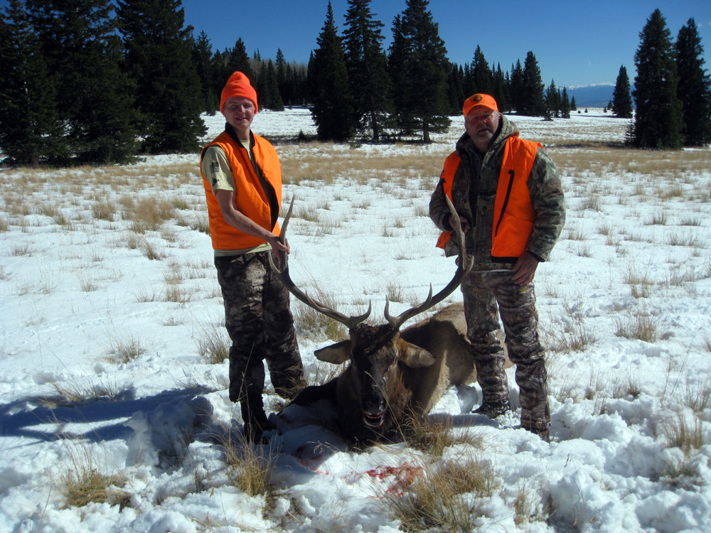 West Elk Wilderness Outfitters | Big Game Hunting